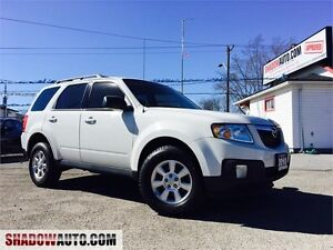 2010 Mazda Tribute GX, tags: toyota,honda, ford, escape, suv's