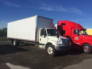 2013 International 4300 Straight Truck