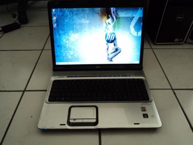 HP Pavilion DV9308NR 17(AMD Turion 64x2/320GB HD/4GB Ram/Win7/Office2007)Great