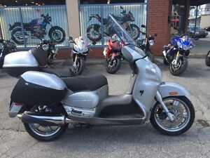 SCOOTER SCARABEO 500