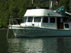 32 ft Farrell Trawler