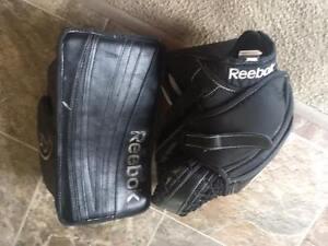 Reebok Intermediate Glove and Blocker