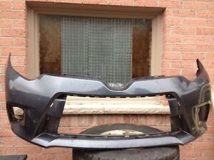 toyota corolla front bumper cover buy or sell used or new auto parts in ontario kijiji. Black Bedroom Furniture Sets. Home Design Ideas