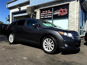 2011 Toyota Venza 4 CYL MAGS 19'' BLUETOOTH