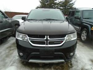 2012 Dodge Journey AWD