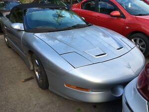 1996 Pontiac Trans Am Convertible just arrived at Pic N Save!