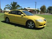 2003 Mazda 6 GG Luxury Sports 5 Speed Manual Hatchback Alberton Port Adelaide Area Preview