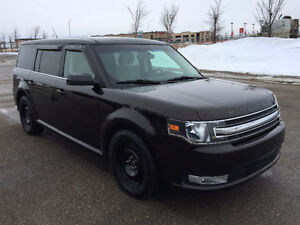 2013 Ford Flex SUV w/FORD Extended Warranty & 2 Sets of Tires