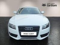 2011 AUDI A5 DIESEL COUPE