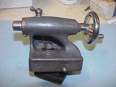 Atlas Craftsman 6 Lathe 618 612 Tailstock Tail Stock M6-5 1 Morse Taper