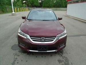 2014 Honda Accord Sedan Touring 4dr FWD Sedan