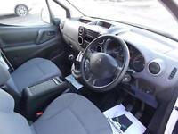 Peugeot Partner L1 1000 1.6 HDI 90BHP H1 VAN DIESEL MANUAL WHITE (2014)