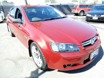 2006 Holden Berlina VE Maroon 4 Speed Automatic Sedan Enfield Port Adelaide Area Preview