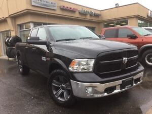 2016 Ram 1500 ECO-DIESEL Upgraded Tires with OFFROAD ready suspe