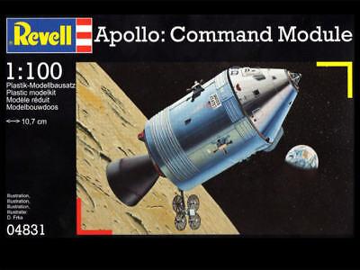 RAR! Revell 04831 Apollo: Command Module  - 1:100 - OVP RAR!