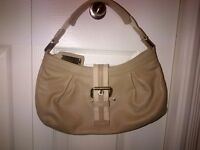 NEW Beige Leather Tommy Hilfiger Purse