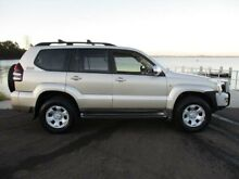 2006 Toyota Landcruiser Prado KZJ120R GX (4x4) Champagne 4 Speed Automatic Wagon Dapto Wollongong Area Preview