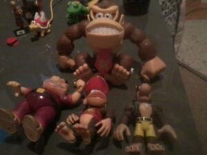 Donkey Kong Diddy Banjo Kazooi