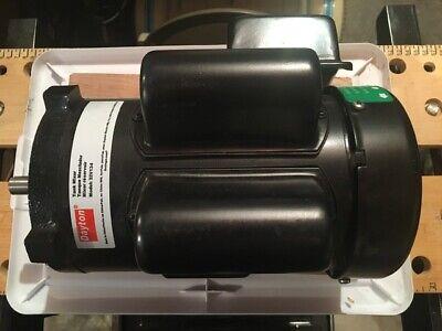 Dayton 32v134 Tank Mixer Motor New 12 Hp 115230v Single Phase 1750 Rpm