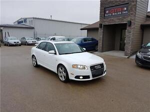 2007 Audi A4 2.0T S-Line Quattro *EXCELLENT CONDITION,NEW TIRES*