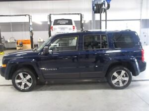 2016 Jeep Patriot North High Altitude 4X4