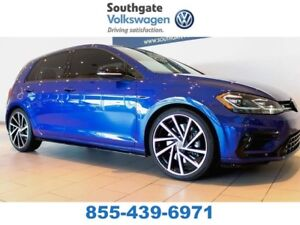 2018 Volkswagen Golf R NAV | LEATHER | AWD | BACK UP CAMERA | DI