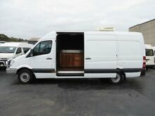 2008 Mercedes-Benz Sprinter 906 315 CDI LWB White 6 Speed Manual Van Condell Park Bankstown Area Preview