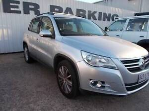 2009 Volkswagen Tiguan 103 TDI Automatic SUV Mount Louisa Townsville City Preview