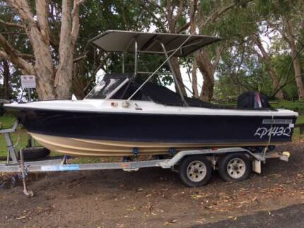 HAINES V19R and 200hp MERCURY OUTBOARD Cairns Cairns City Preview