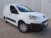 Peugeot Partner 1.6 HDI 625 SE L1 Van, Lovely Clean Van....No Vat!....New 12 Months MOT Included