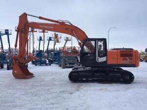 2009 Hitachi LC200-3 Excavator