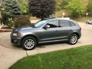 2016 Audi Q5 2.0T Progressiv Quattro 8 speed with Tiptronics