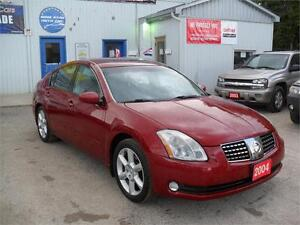 2004 Nissan Maxima SE| ONE OWNER| NO ACCIDENTS| NO RUST