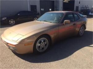 1986 Porsche 944 Turbo Coupe
