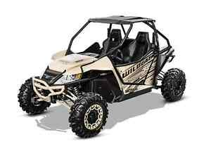 2016 ARCTIC CAT WILDCAT X SE