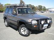 2001 Nissan Patrol GU III MY2002 ST Gold 5 Speed Manual Wagon Maddington Gosnells Area Preview