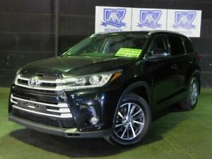 2017 Toyota Kluger GSU50R GXL 2WD Eclipse Black 8 Speed Sports Automatic Wagon Albion Park Rail Shellharbour Area Preview