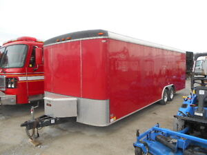 2012 Wells Cargo Road Force Enclosed Cargo Trailer only $8,495