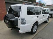 2010 Mitsubishi Pajero NT MY10 Activ White 5 Speed Auto Sports Mode Wagon Gilles Plains Port Adelaide Area Preview
