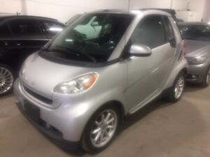 2009 Smart Fortwo Cabriolet/ACCIDENT FREE/POWER GROUP/GAS SAVER!