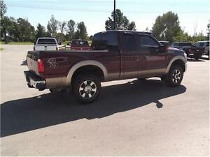2011 Ford F-250 Lariat,4X4,LEATHER,WELL OILED LOCAL TRADE!! Kitchener / Waterloo Kitchener Area image 5