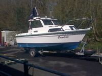 Hardy regatta 19ft,nice family boat