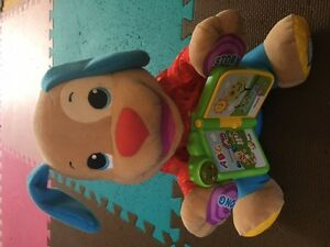 Fisher Price Laugh and Learn Reading dog