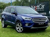 Ford Kuga 2.0 TDCI Titanium X What a Cracker! 1 Owner, Only 12,933 Genuine Miles