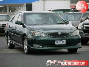 2003 Toyota Camry MCV36R Sportivo Green 4 Speed Automatic Sedan Cheltenham Kingston Area Preview