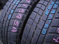 205/55/16 Michelin, Mercedes, Winter Tyres x2 A Pair, 7mm (London, E13 8HJ) 195 215 225 45 50 55 17