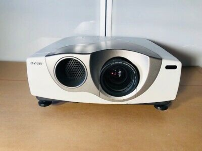 Sony VPL-VW11HT LCD Projector - WXGA Conference Room Projector