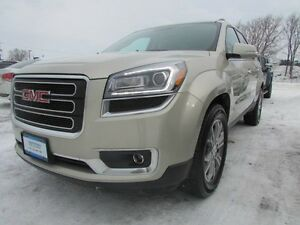 2014 GMC Acadia SLT2 $301 bi weekly over 72 months