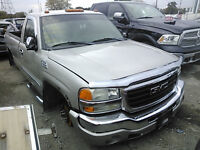 2004 GMC SIERRA C1500 -GET YOUR PARTS NOW, CHECK OUT THESE DEALS