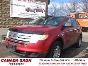 2007 Ford Edge AWESOME SUV 153km ! 12M.WRTY+SAFETY $6400